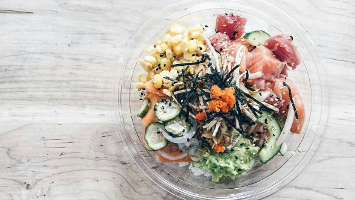 8 Poke Bowl Restaurants In Toronto That'll Bring You To The Shores Of Hawaii
