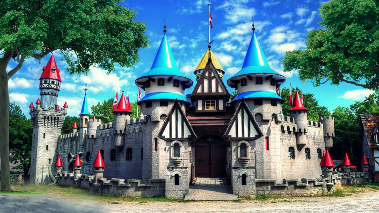 This Enchanted Kingdom In Ontario Is Tucked Away In A Forest And It's Definitely Worth Visiting