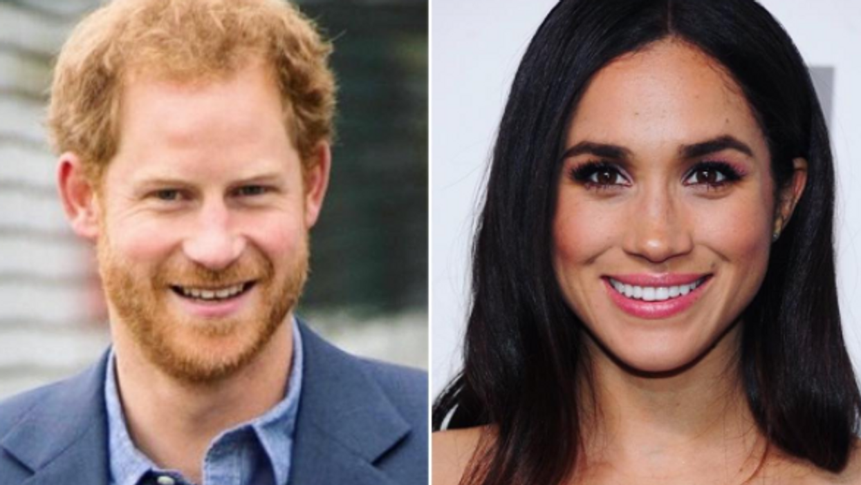 7 Things You Need To Know About How Prince Harry Met Rumoured GF Meghan Markle In Toronto