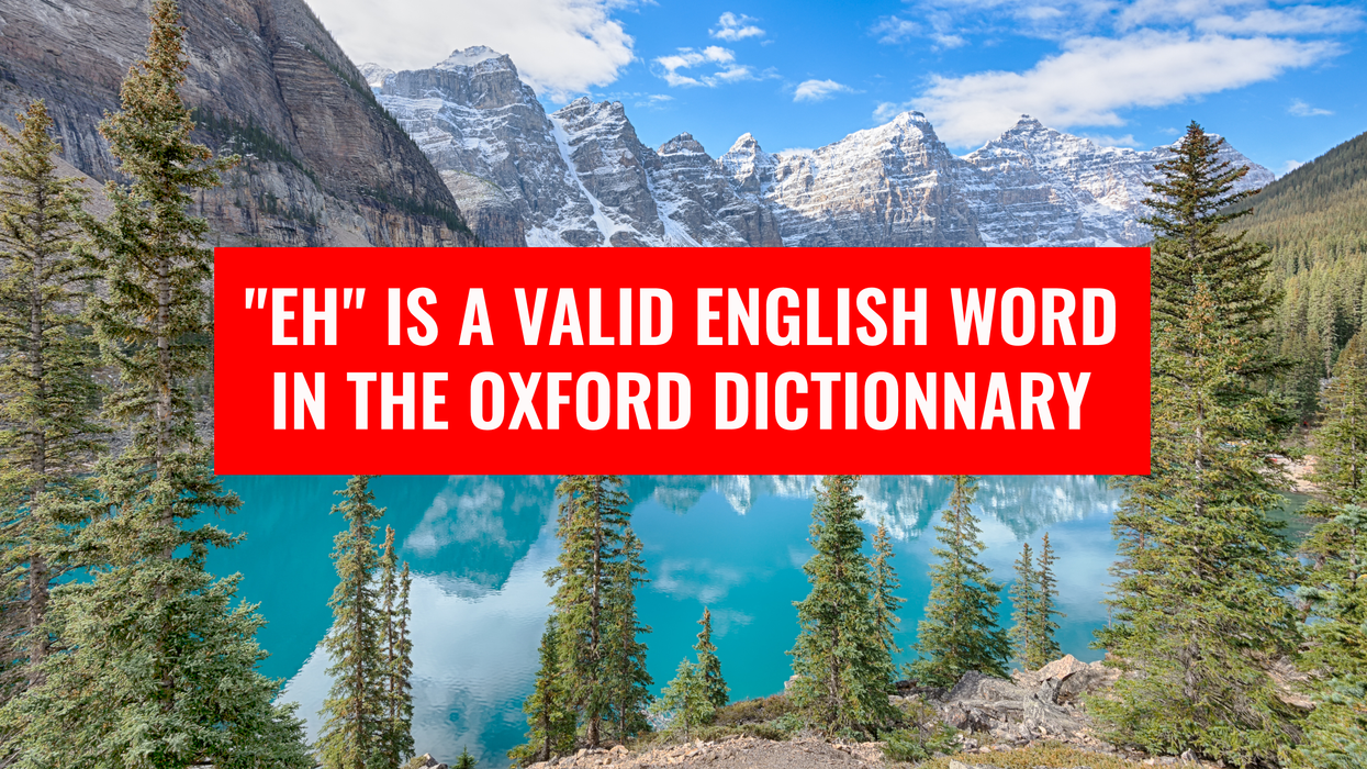 30 Weird Facts About Canada That Prove It's The Most Interesting Country Ever