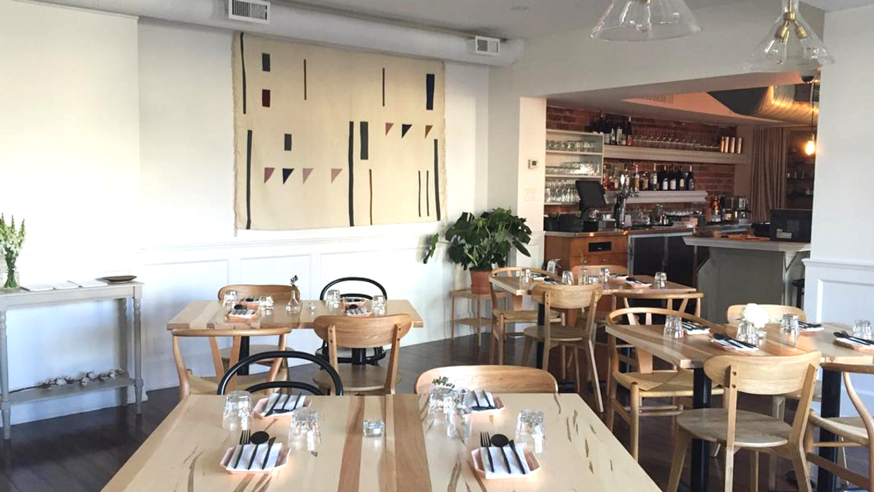 Toronto Just Got A French-Inspired Korean Restaurant That You Should Add To Your List