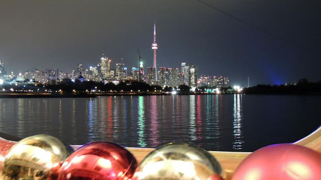 A Christmas Cruise Is Coming To Toronto And It's The Best Way To Party This Holiday Season