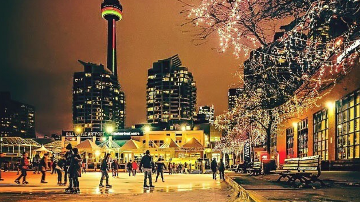 9 Toronto Places For The Best Ice Skating This Winter