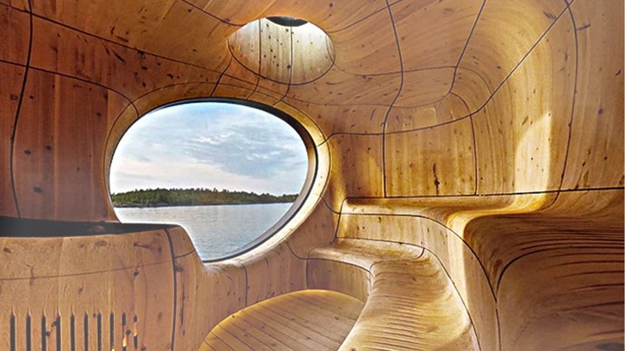 This Secret Sauna In Ontario Is The Perfect Way To Stay Warm This Winter