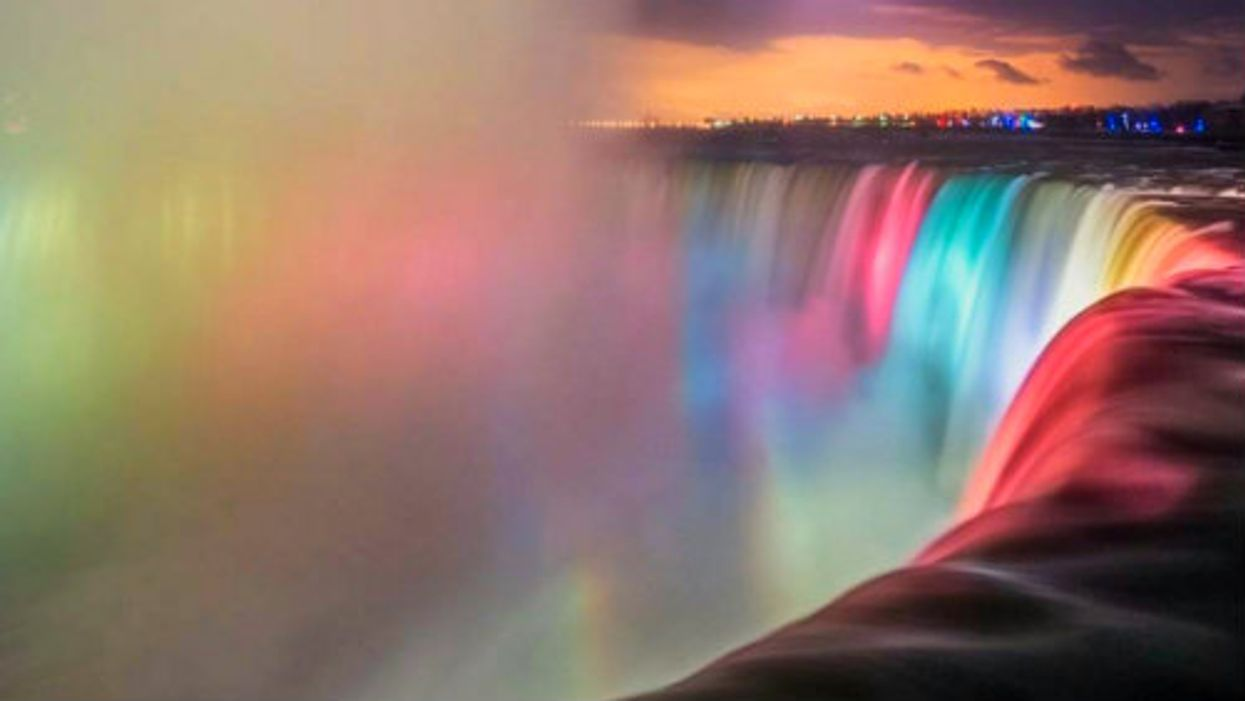 A $ 4 Million Dollar Light Show Is Coming To Niagara Falls This Week