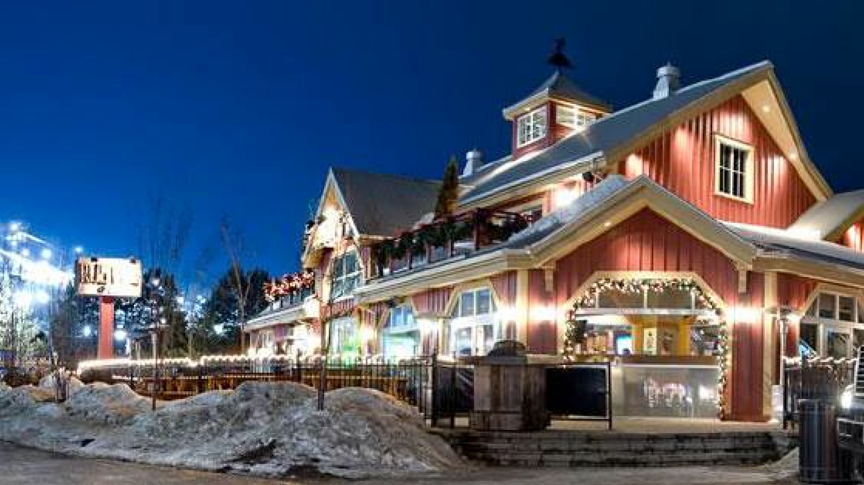 9 Best Canadian Ski Villages To Party In This Winter Break