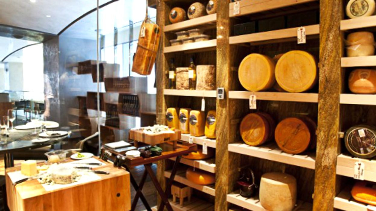 You Can Visit This Amazing Cheese Cave In Toronto
