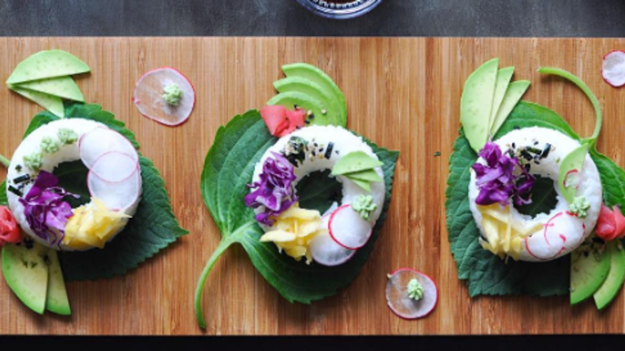Donut Sushi Is Now A Thing In Toronto So Your Life Is Complete