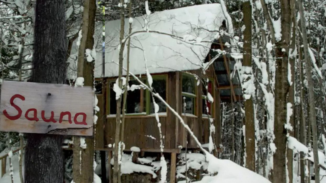 This Treehouse Is The Perfect Destination For Your Next Ontario Getaway
