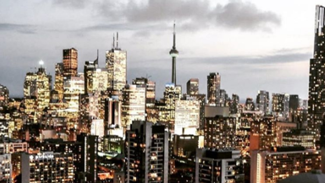 """Toronto Ranked City With """"Most Breathtaking View"""" In The World"""