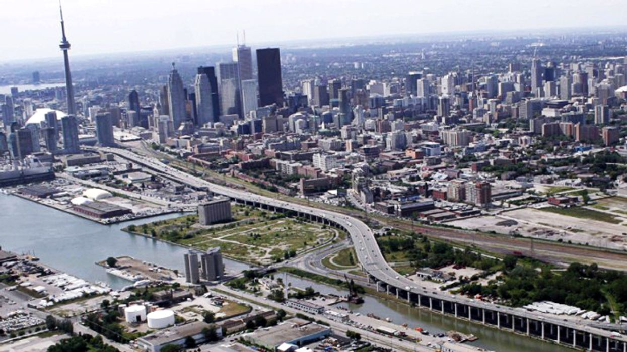 It's Official: Toronto City Council Approves Tolls For The Gardiner And The DVP