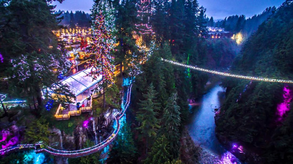 You Can Now Fly To Vancouver From Toronto For Christmas For $340 Round Trip