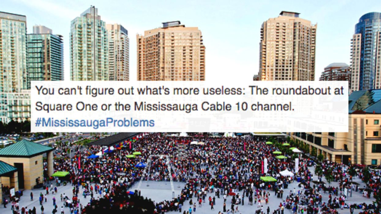 72 Problems Only Mississauga People Will Understand