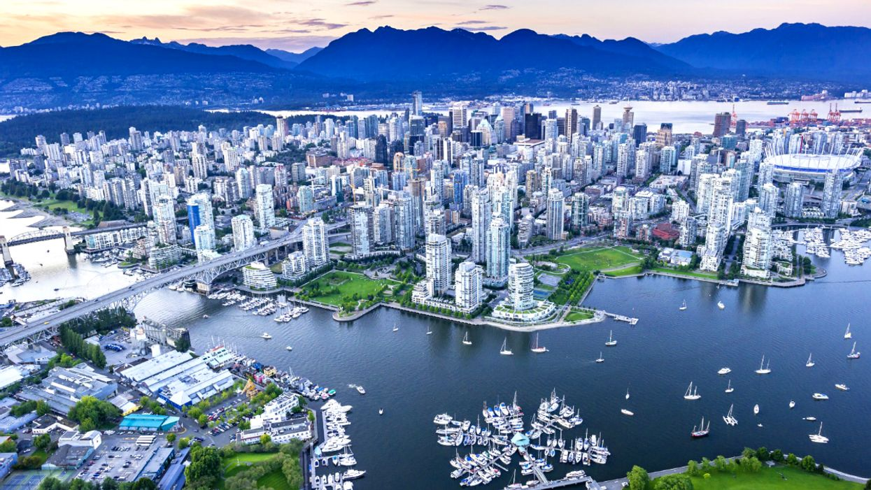 You Can Now Fly To Vancouver From Toronto For $340 Round Trip