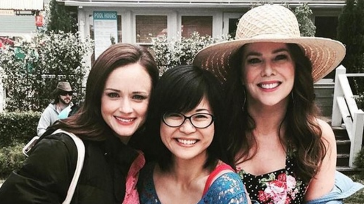 Netflix Just Tweeted About Another Possible Season Of Gilmore Girls