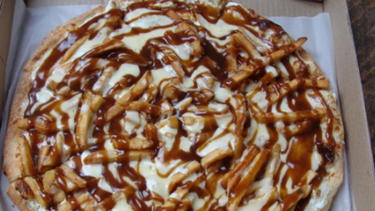 Here's Where You Can Get Poutine Pizza In Toronto So You Can Die Happy