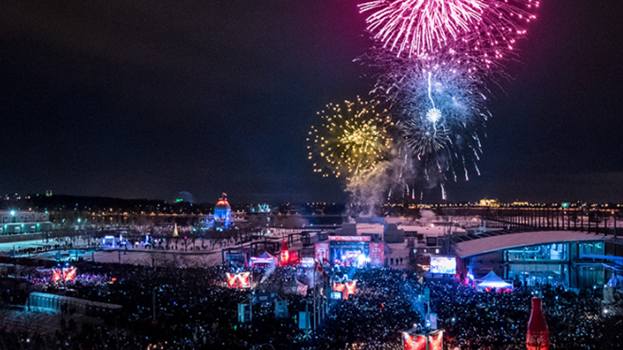 Here's 5 Reasons Why Old Port In MTL Is The Place To Be This New Years