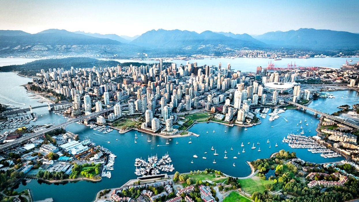 You Can Now Fly To British Columbia From Toronto For $325 Round Trip