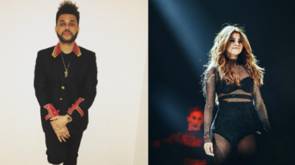 The Weeknd And Selena Gomez Are Totally Dating