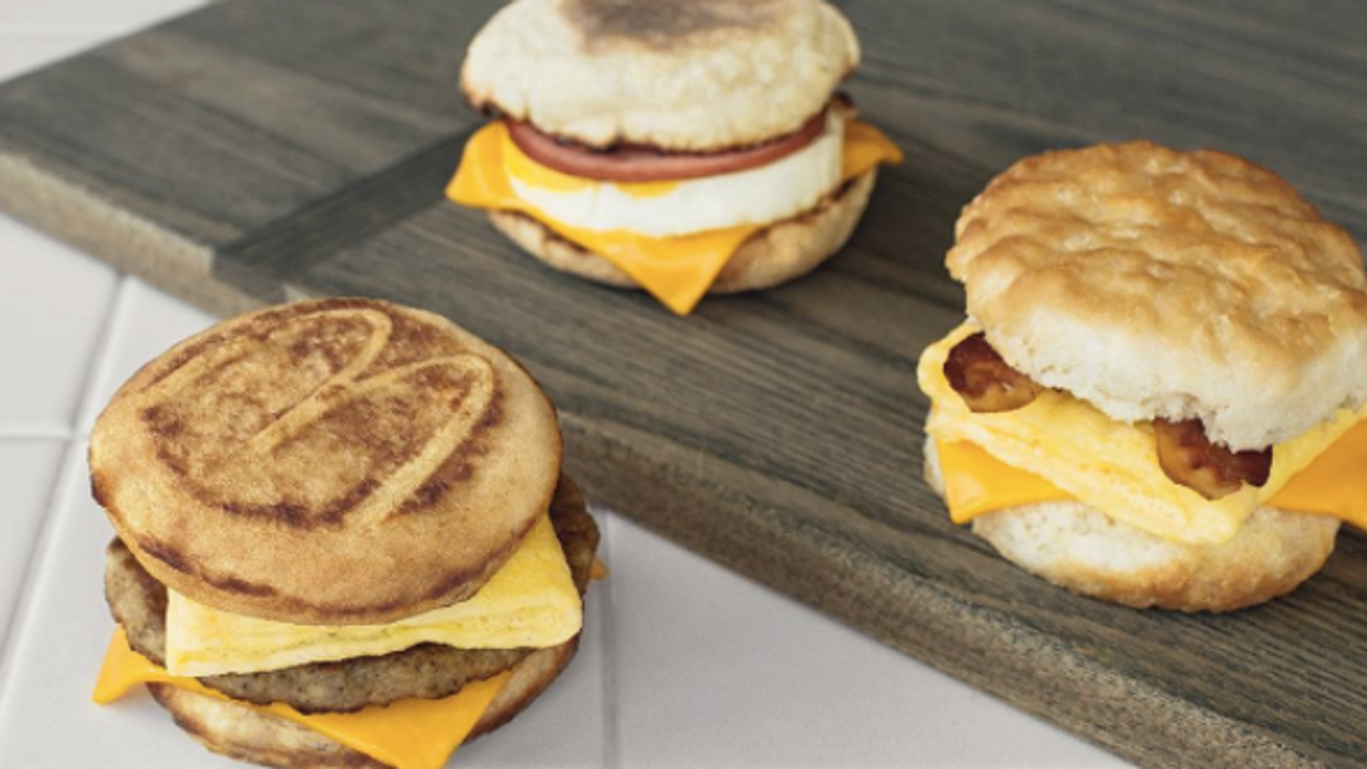 Canada Is Finally Getting All Day Mcdonald's Breakfast