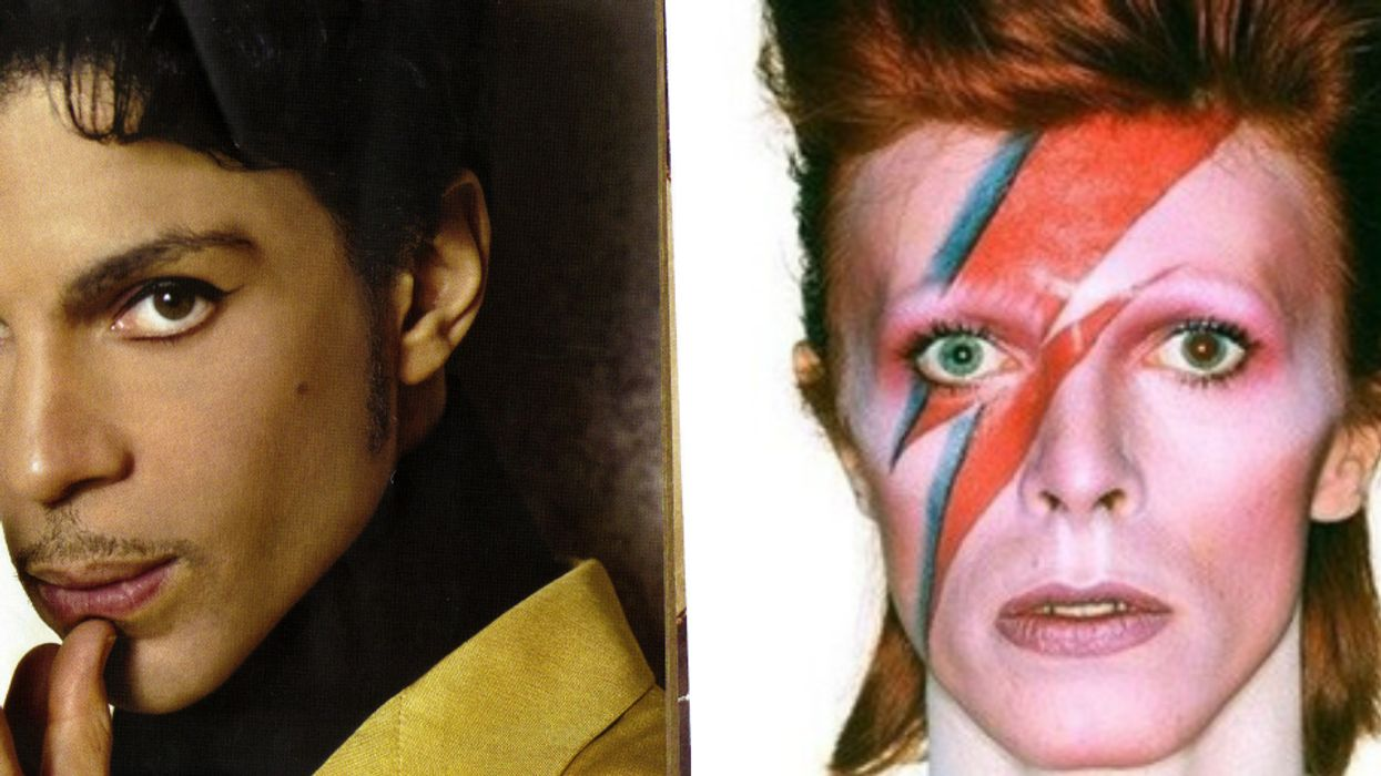 An Epic Prince/David Bowie Party Is Happening In Toronto This Weekend