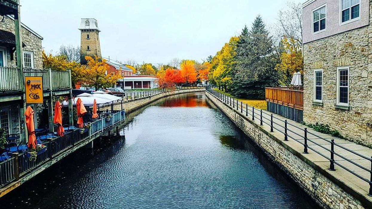 12 Cute Towns To Visit In Ontario If You're Broke