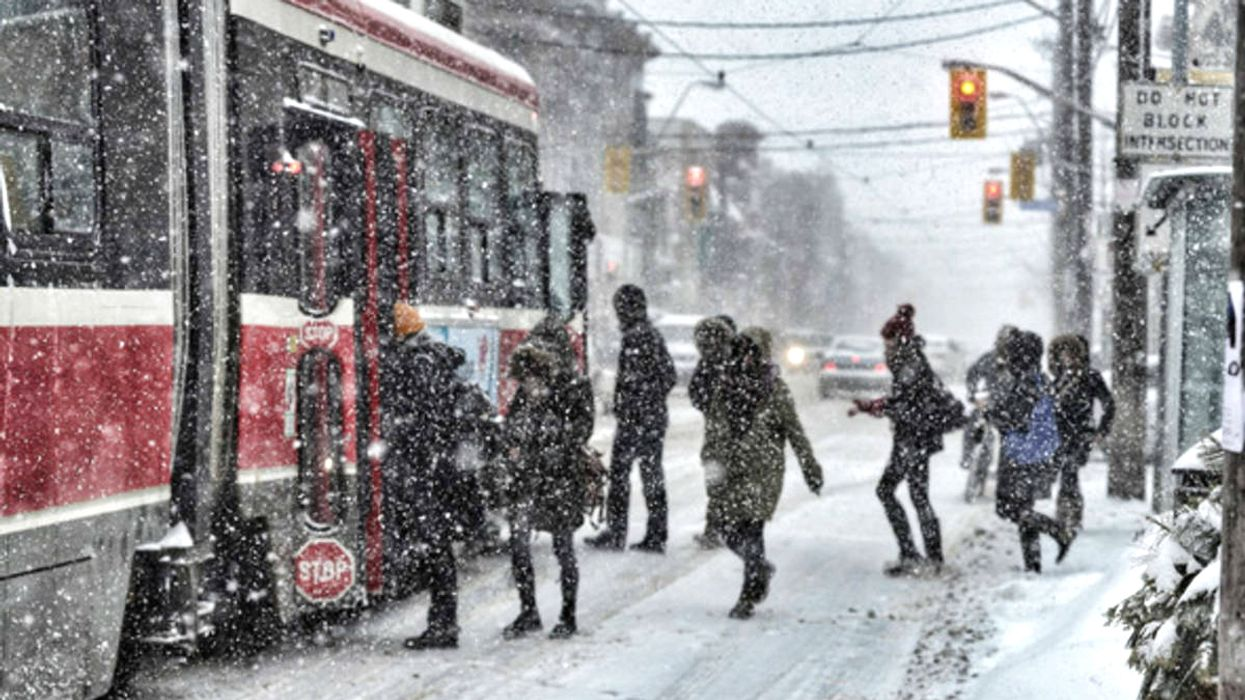 Major Snowstorms Are Predicted To Hit Toronto In February