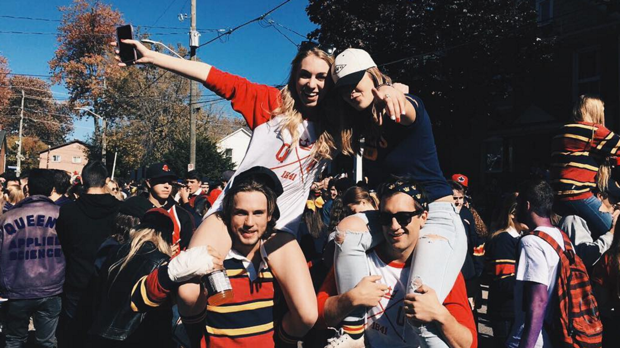 29 Things That Will Confuse The Fvck Out Of Anyone Who Doesn't Go To Queen's University