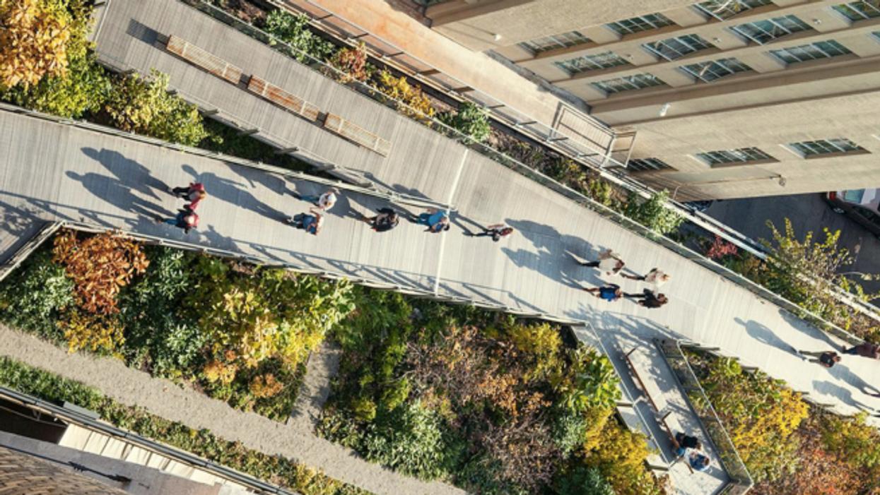 Toronto To Copy NYC's Massive High Line Park