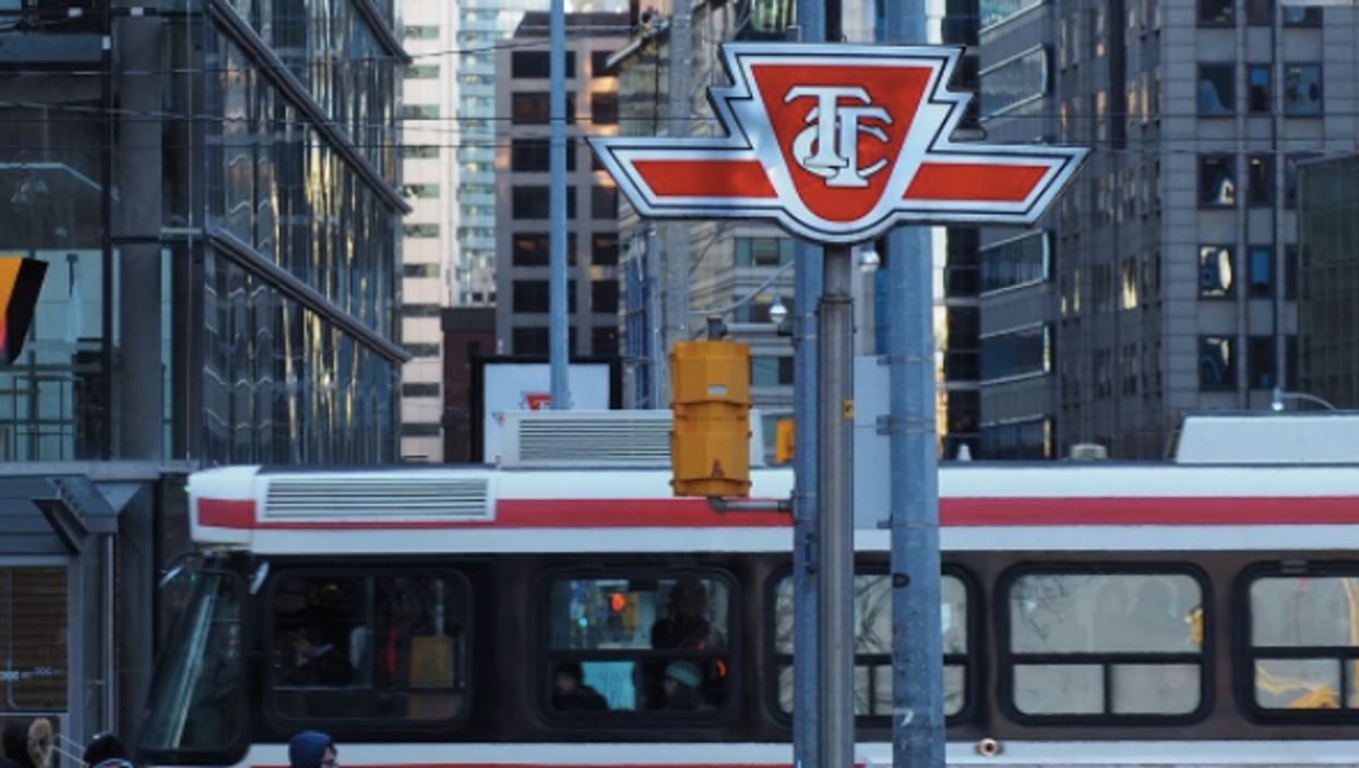 There's An Instagram Account Of Everything That's Broken On The TTC And It's Hilarious