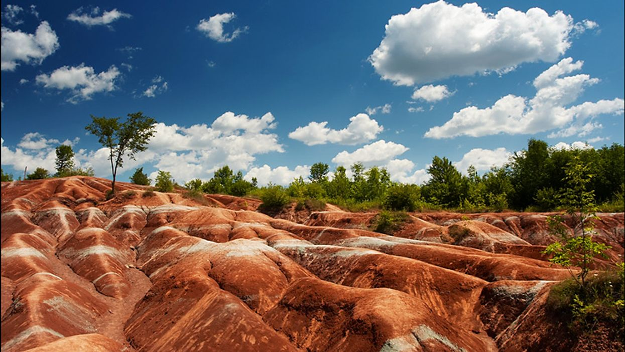The Cheltenham Badlands Are One Of The Most Beautiful Places In Ontario