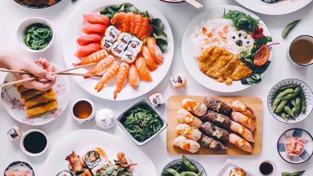 The 27 Best Sushi Spots In Toronto By Neighbourhood