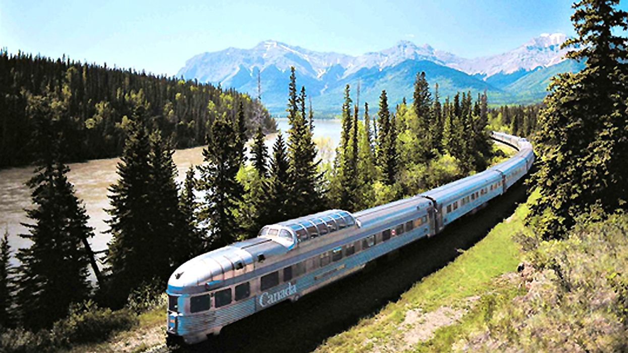 This Amazing 4-Night Train Ride Will Take You Across Canada For Only $415