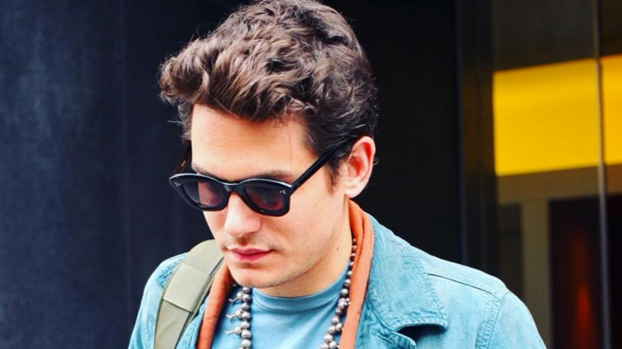 John Mayer Is Coming To Toronto For His First Tour In 2 Years