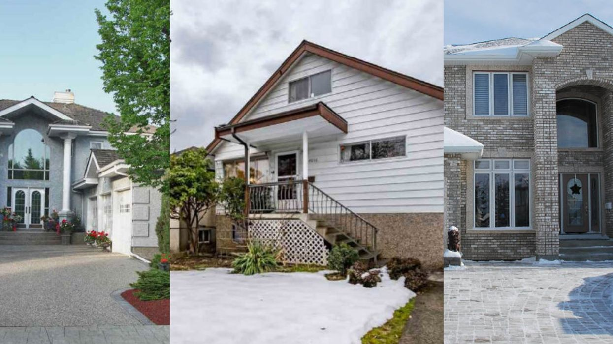 Here's What A $1 Million Home Looks Like Across Canada