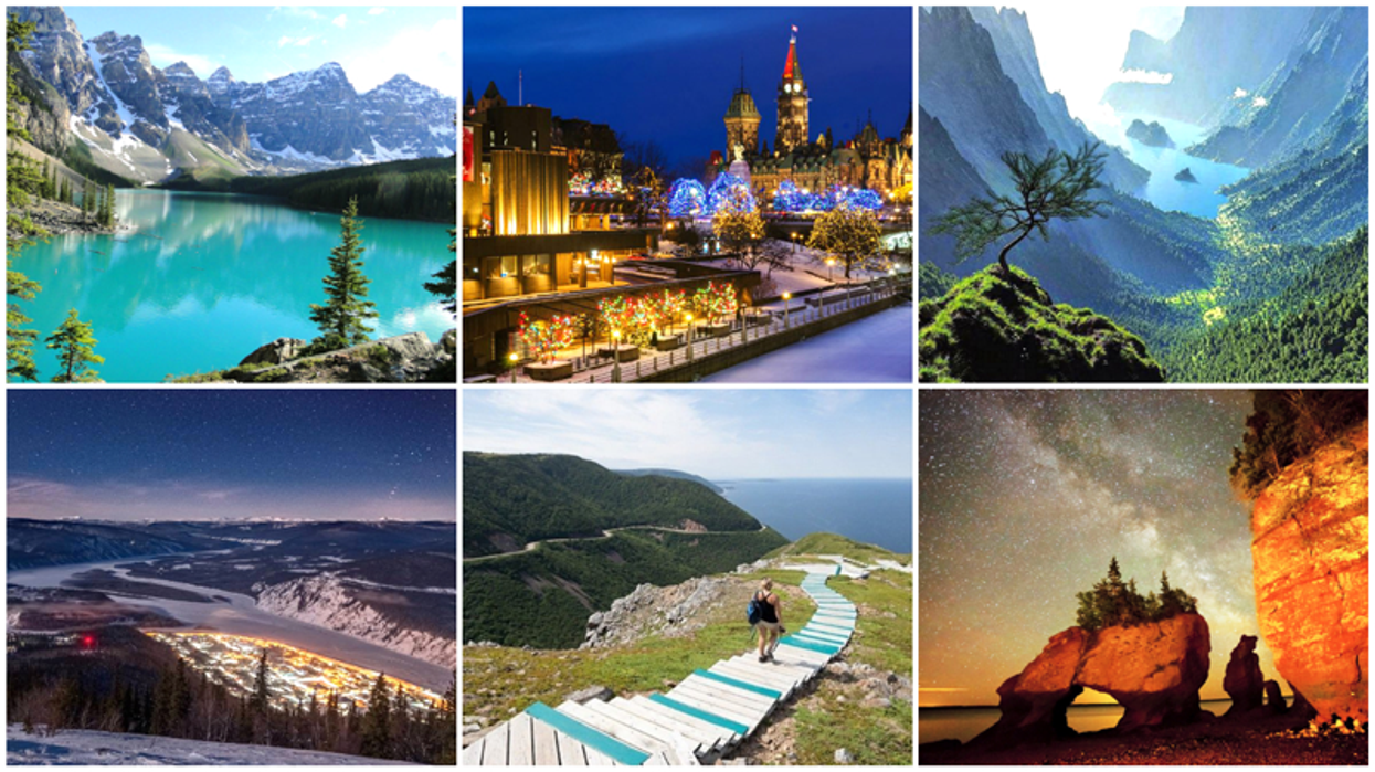 This Is The Most Epic Canadian Road Trip You Could Ever Go On