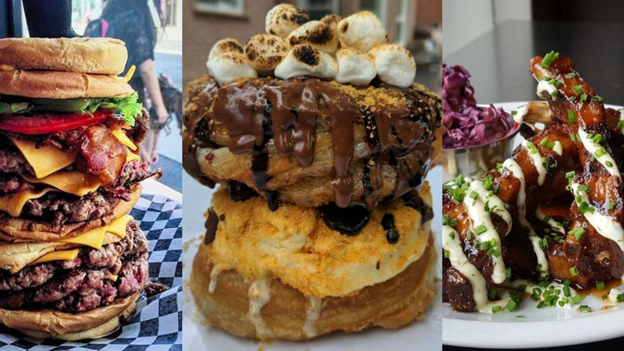 22 Most Deliciously Fattening Foods You Need To Try In Toronto