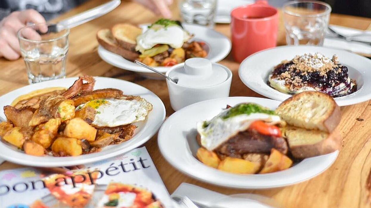 11 Mouthwatering Brunch Spots You Need To Visit In Hamilton