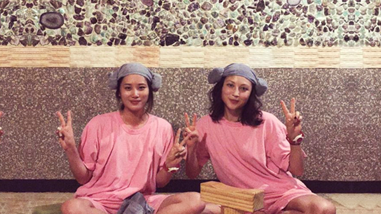 This Traditional Korean Sauna Is The Perfect Place To De-Stress In Toronto