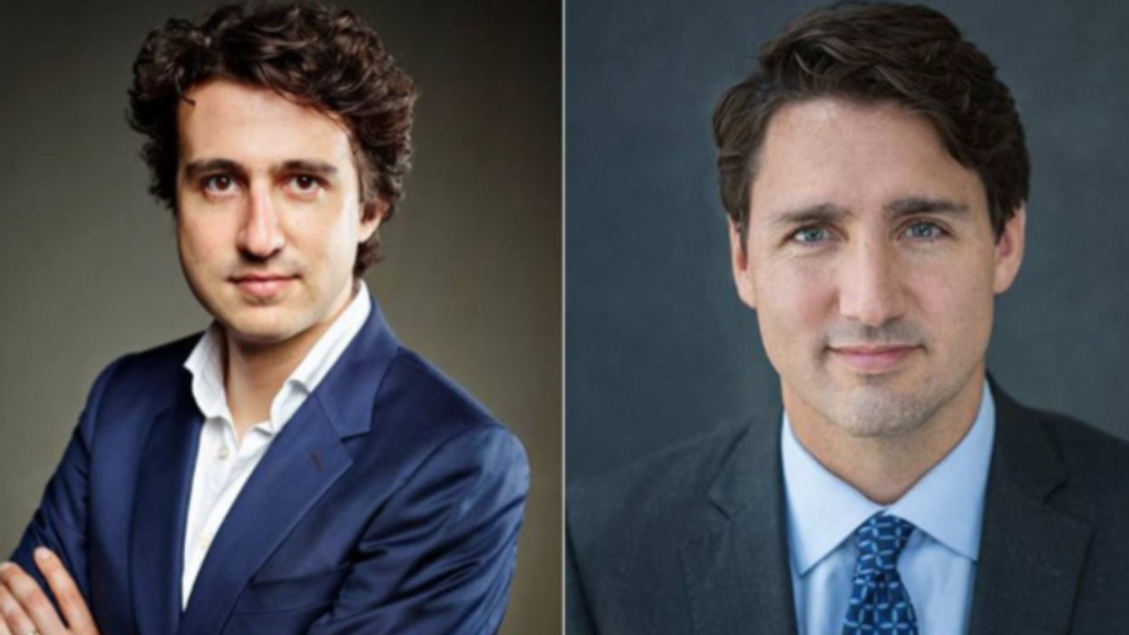 Justin Trudeau Has A European Twin Brother And It Will Blow Your Mind