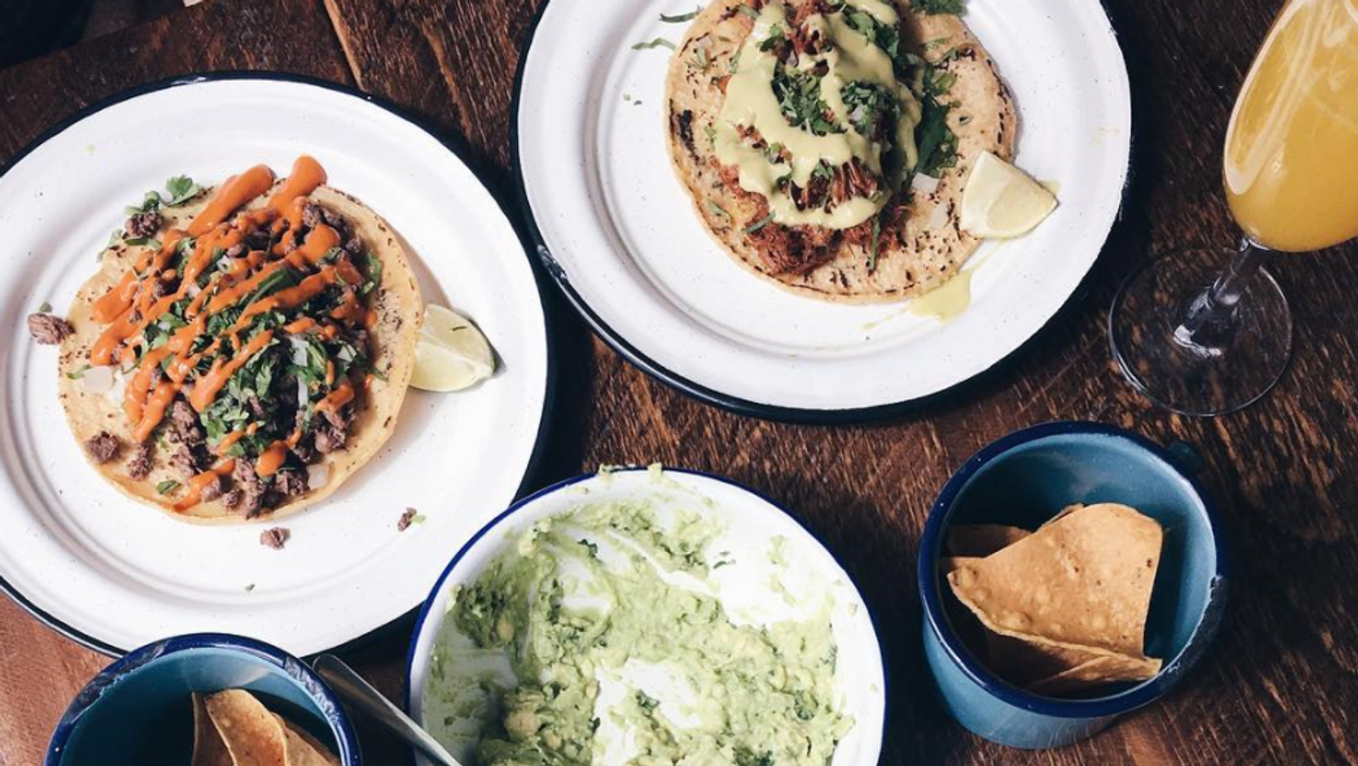 This Taco Restaurant In Toronto Will Transport You To Mexico