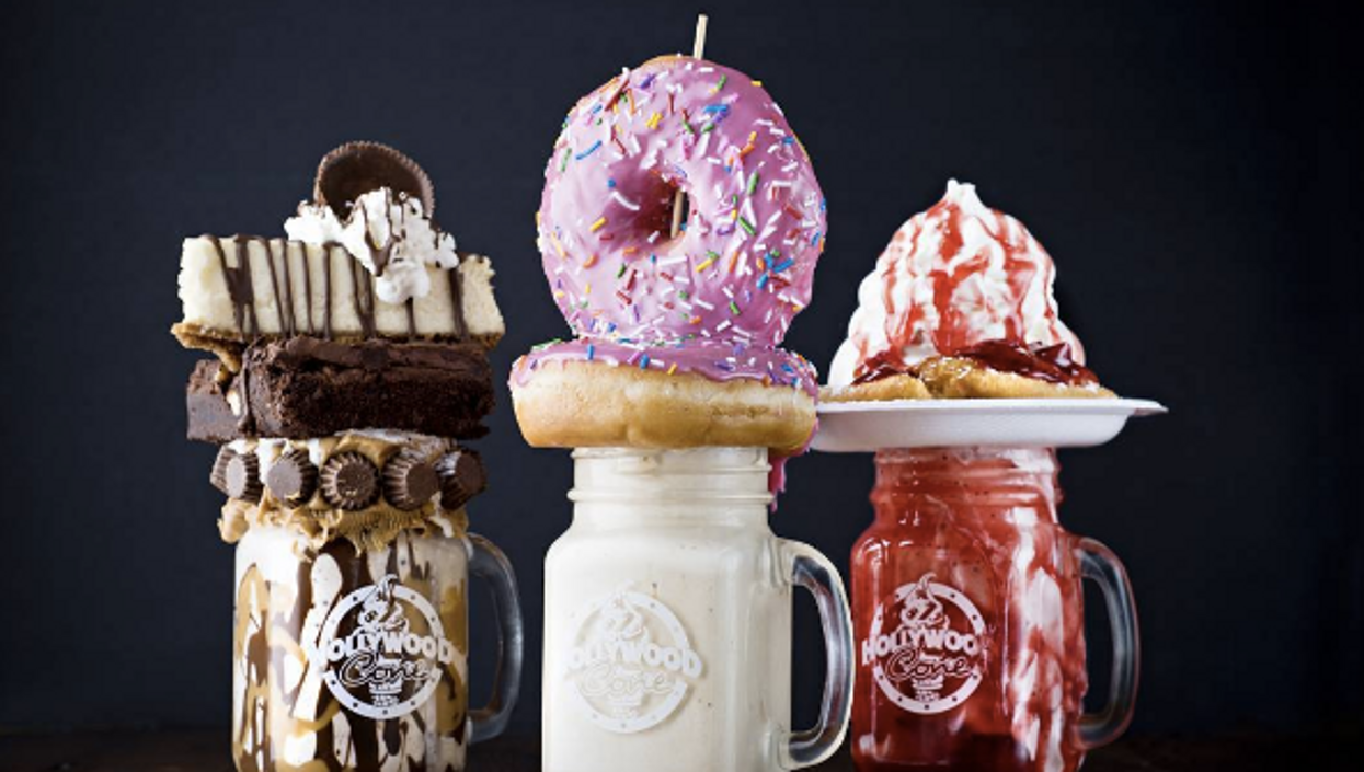 Oshawa's Famous Hollywood Cone Milkshakes Are Now Available In Toronto