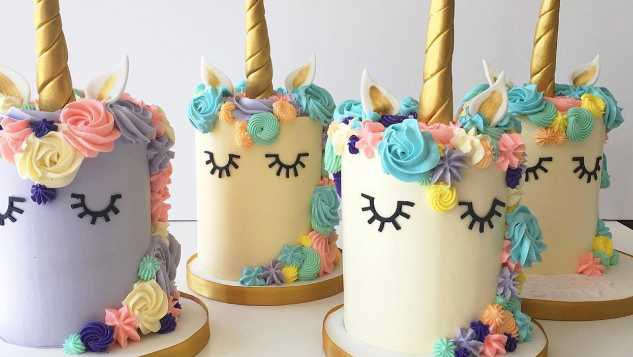 Epic Unicorn Cakes Made In Toronto That You Need At Your Next Birthday