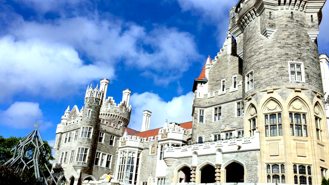 You Can Now Buy Casa Loma