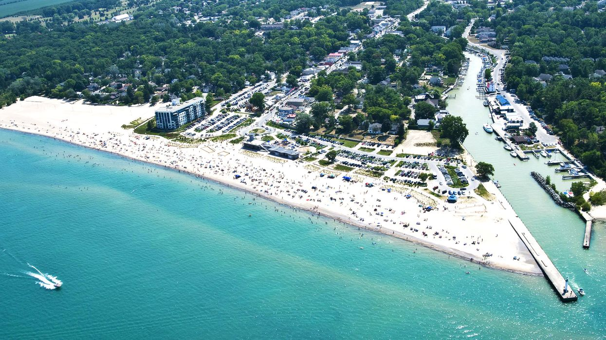 8 Ontario Beach Towns You Must Road Trip To This Summer