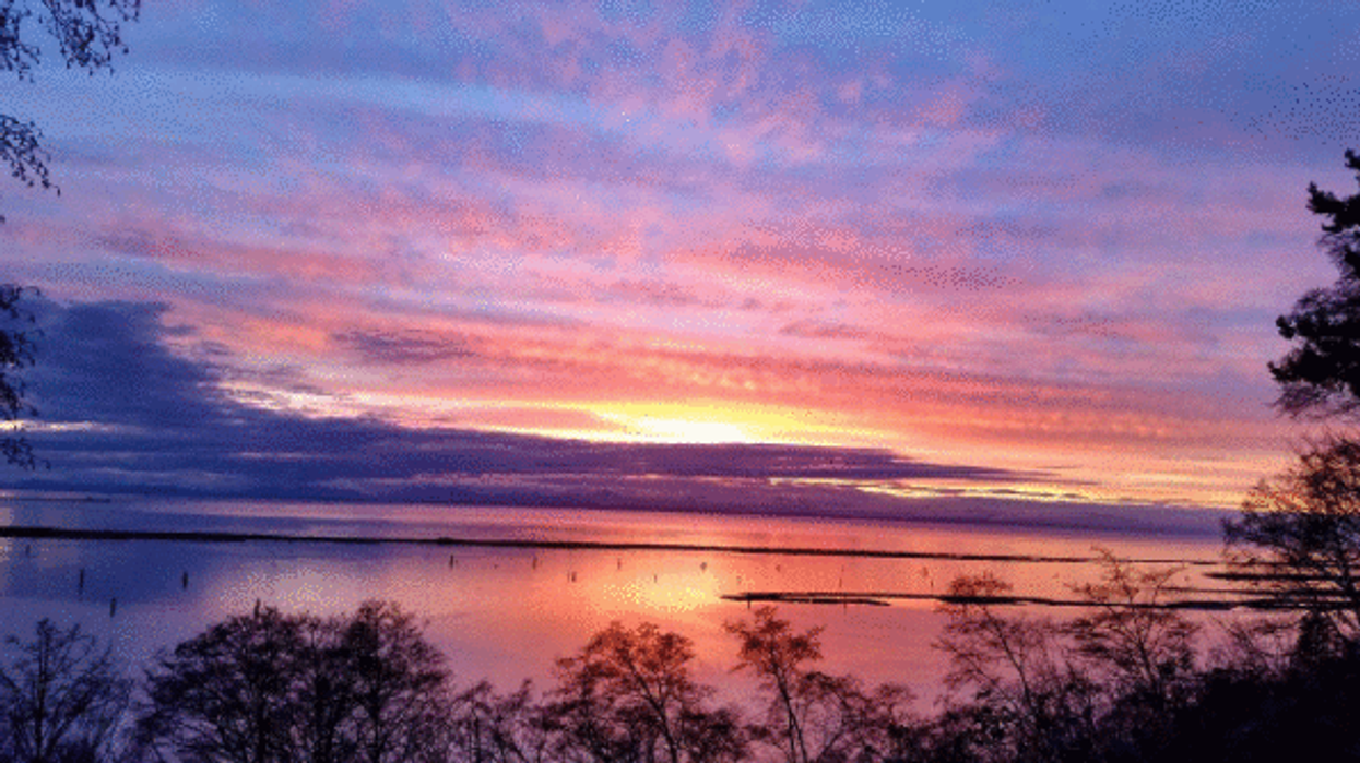 26 Of The Most Beautiful Sunsets In Vancouver
