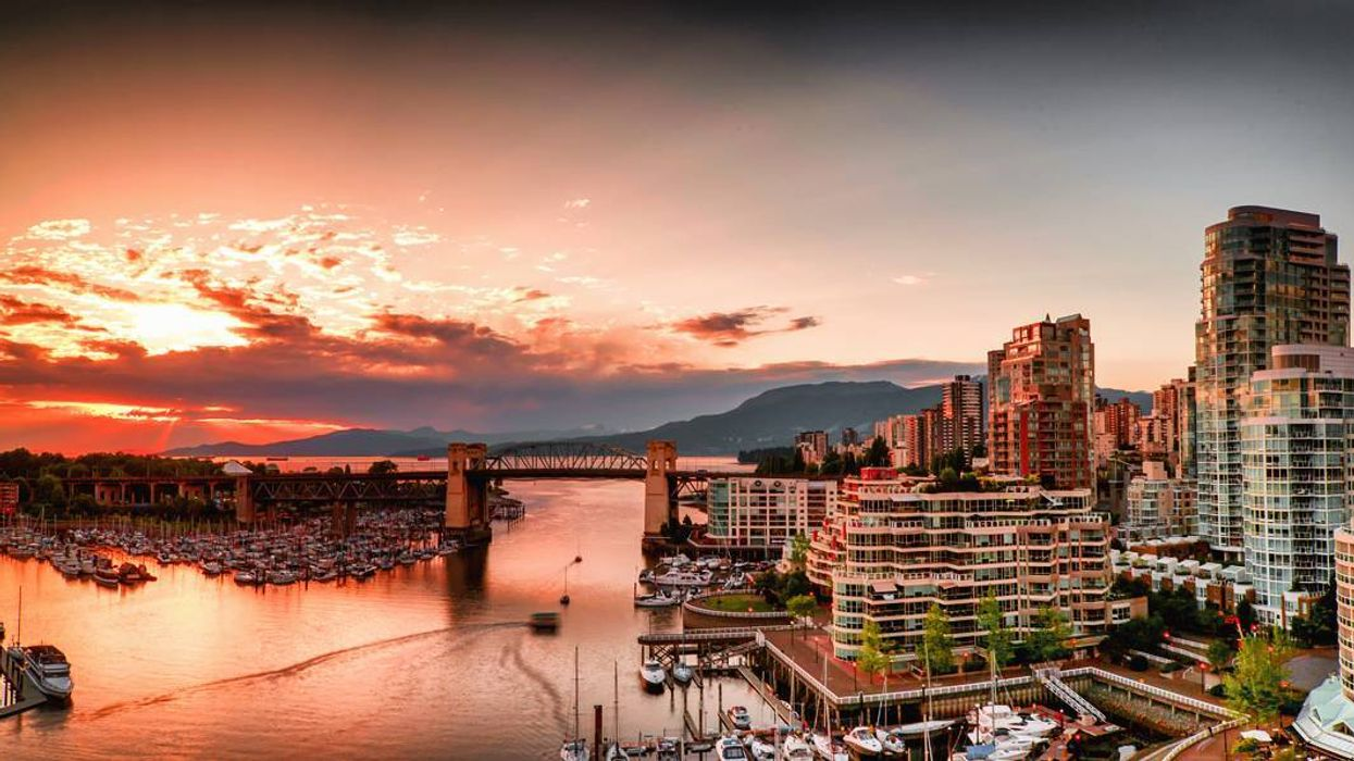 10 Best Places In Vancouver To Watch A Beautiful Sunset