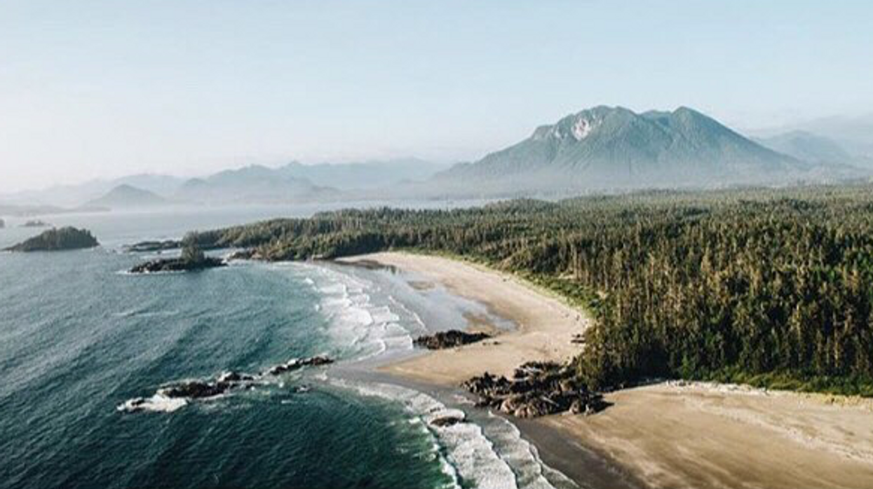 This Unreal Paradise Is Only A Few Hours From Vancouver