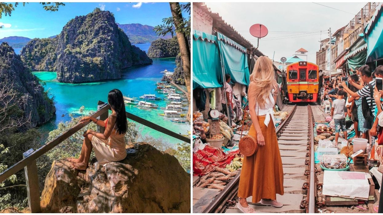 17 Amazing Places To Travel To If You're Young, Broke, And Restless