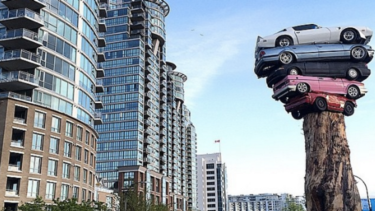 8 Cool Pieces Of Public Art You Need To Check Out In Vancouver